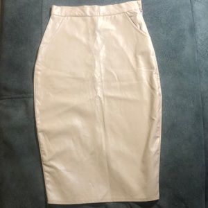 Pencil skirt missguided